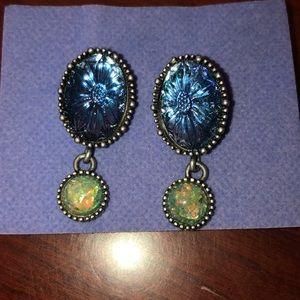 Vintage Avon earrings.
